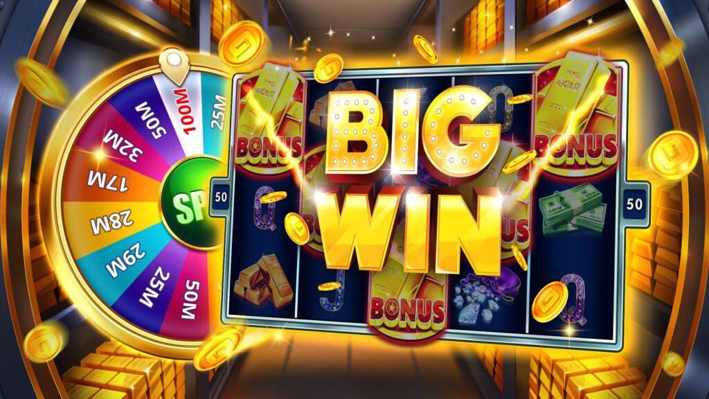 slot games big win